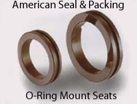 O-Ring Mount Seats